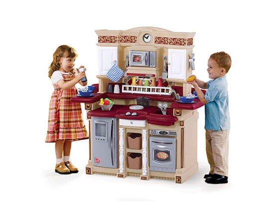 step2 lifestyle partytime play kitchen sweepstakes - Step2 Play Kitchen