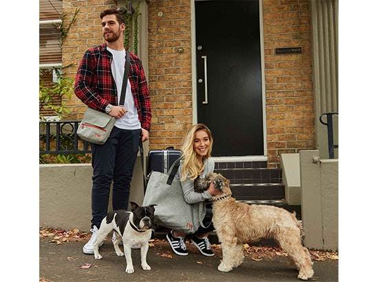 ultimate dog walking bag w sweepstakes
