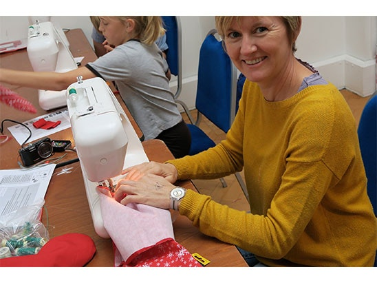 The Knitting & Stitching Show  sweepstakes