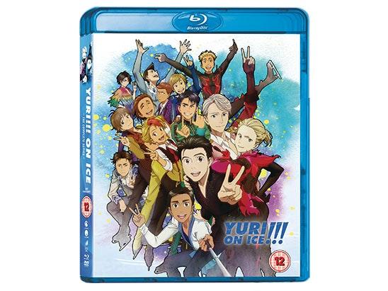 Yuri!!! on Ice Complete Collection Blu-Ray sweepstakes