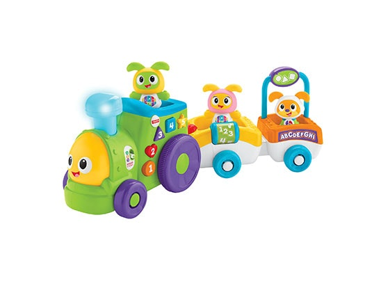 Fisher-Price® Bright Beats™ Learning Train sweepstakes