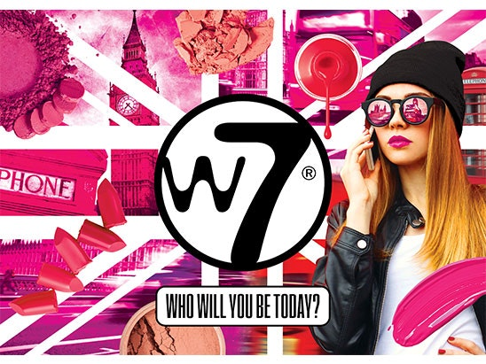W7 Cosmetics sweepstakes