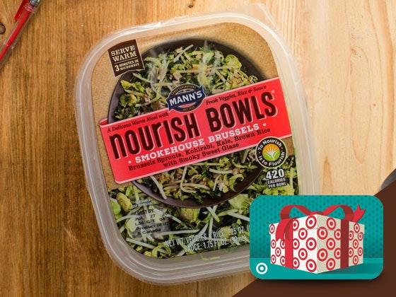 Nourish Bowls sweepstakes