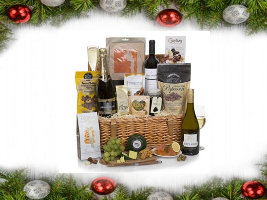 HAMPER sweepstakes
