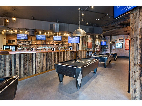 1 pool table for 2 hours and 2 drinks each for 4 people sweepstakes