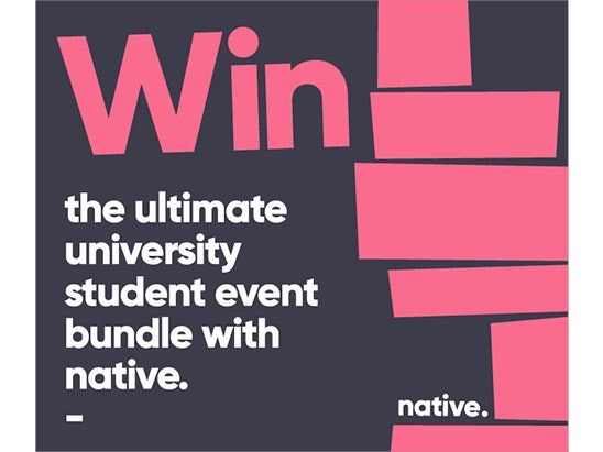University Student Event Bundle sweepstakes