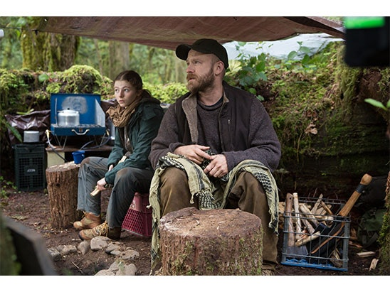 Leave No Trace DVD sweepstakes
