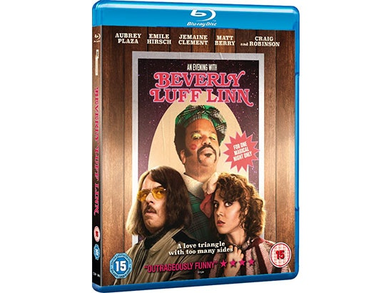 An Evening with Beverly Luff Linn Blu-Ray sweepstakes