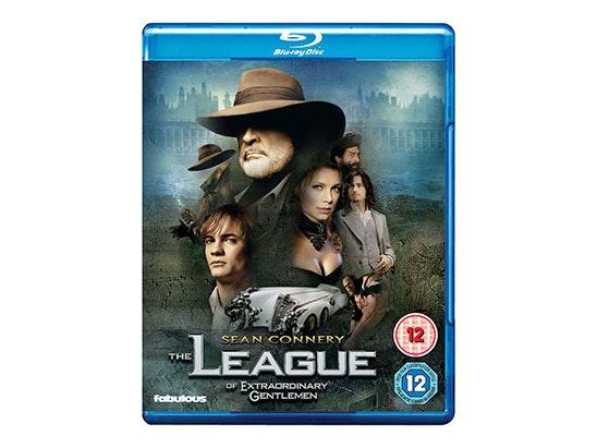 The League of Extraordinary Gentlemen Blu-Ray sweepstakes
