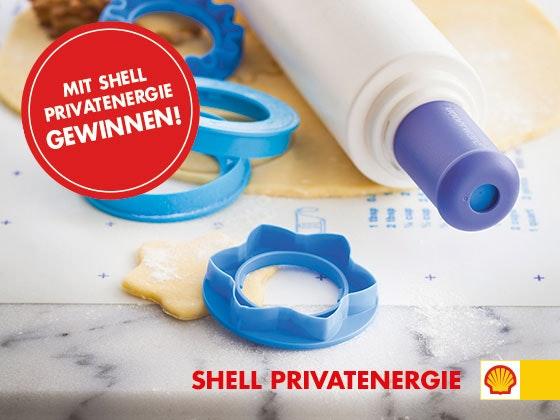 Shell Privatenergie Gewinnspiel