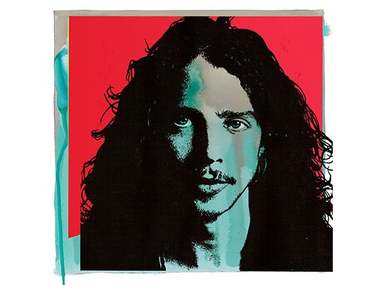 Chris Cornell Deluxe Box Set sweepstakes