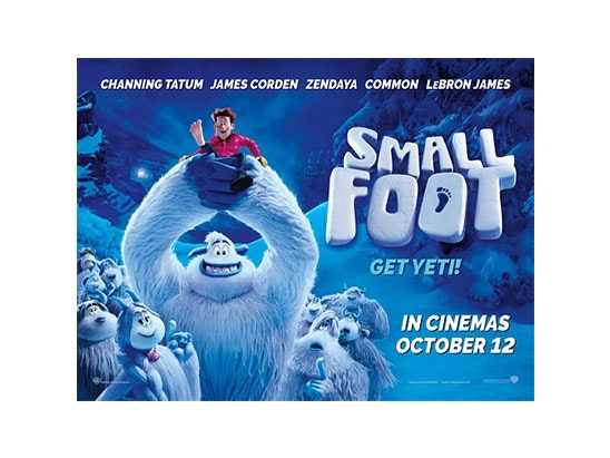 Smallfoot School Bundle sweepstakes
