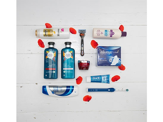 £50 P&G Bundle sweepstakes
