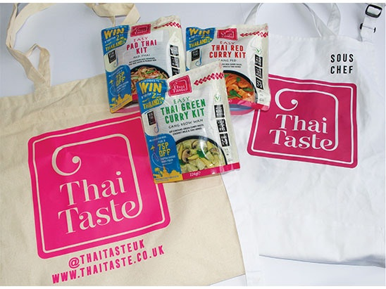 Thai Taste Bundle sweepstakes