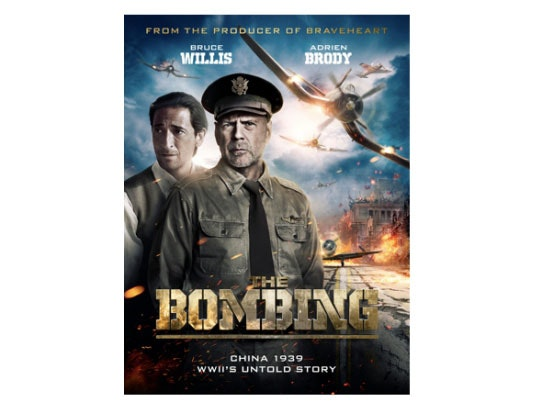 Luxury RAF Pocket Watch and The Bombing DVD sweepstakes