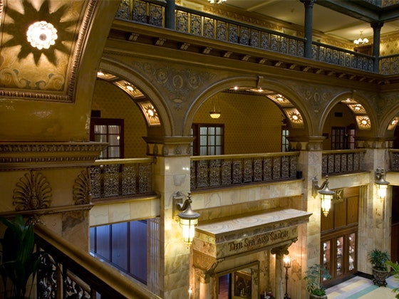 The Brown Palace Hotel & Spa sweepstakes