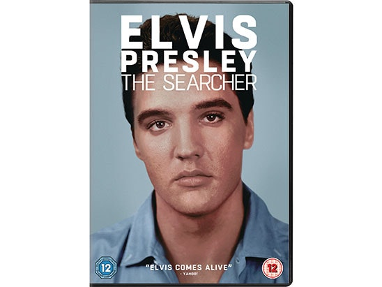 Elvis Presley: The Searcher DVD sweepstakes