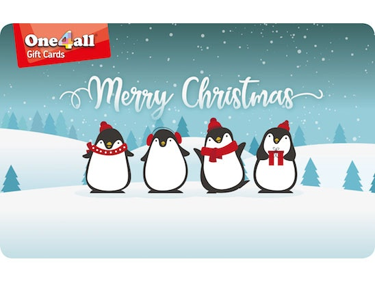 £100 One4all Gift Card sweepstakes