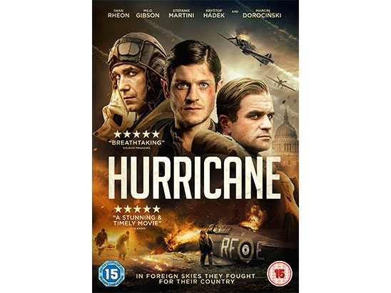 Hurricane on DVD sweepstakes