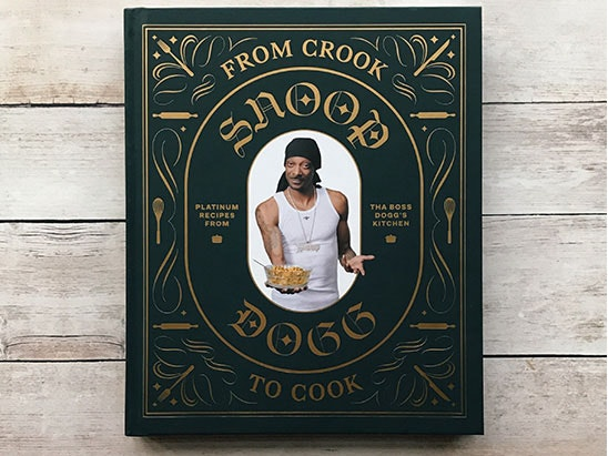 From Crook to Cook: Platinum Recipes From Tha Boss Dogg's Kitchen Book sweepstakes