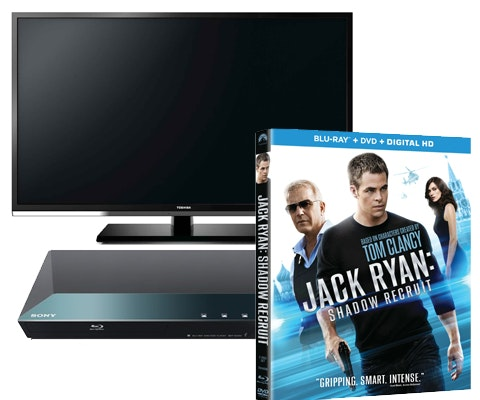Jack ryan entertainment giveaway