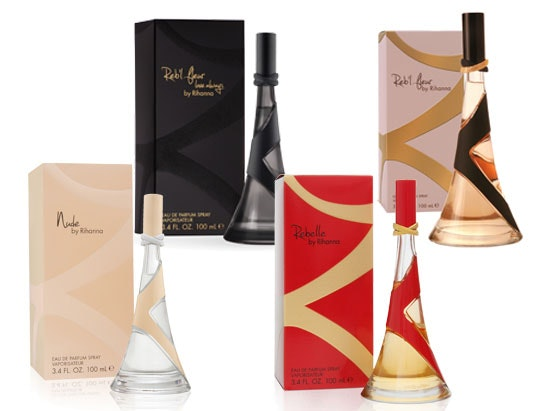 Rihanna Fragrance Bundle sweepstakes