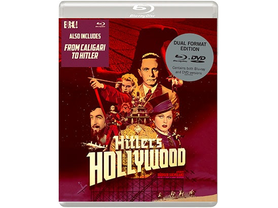 Hitler's Hollywood Dual Format sweepstakes
