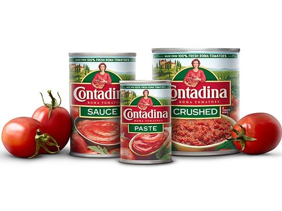 Contadina tomatoes