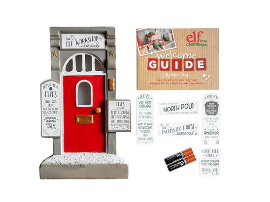 Elf Door sweepstakes