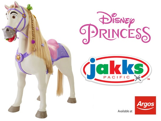 Disney's Playdate Maximus from JAKKS sweepstakes