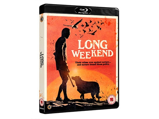 Long Weekend Blu-Ray sweepstakes