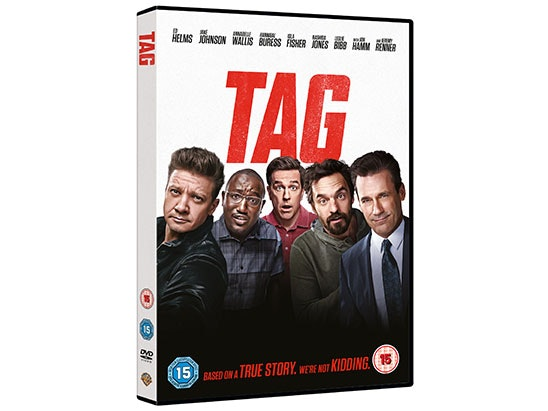 TAG DVD sweepstakes