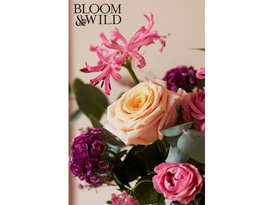 £40 Bloom and Wild Voucher sweepstakes