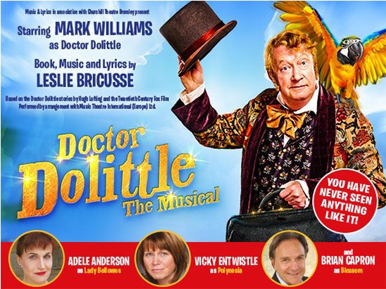 Tickets for Doctor Doolittle sweepstakes