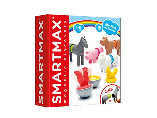 SmartMax My First Farm Animals sweepstakes