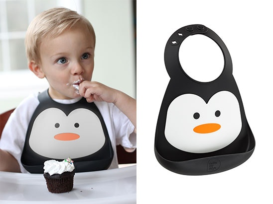 Make My Day Penguin Bib sweepstakes