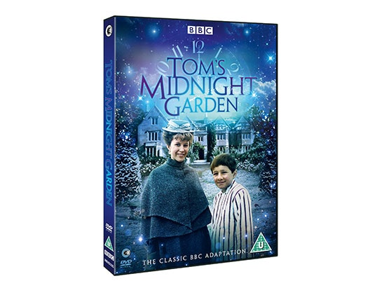 Tom's Midnight Garden DVD sweepstakes