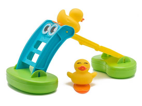 Vital Baby Float and Slide Bath Toy sweepstakes