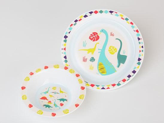 Vital Baby Dinosaur or Rabbit Tableware Set  sweepstakes