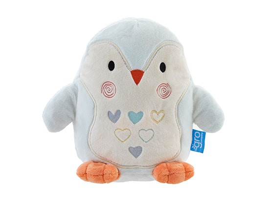 Percy the Penguin Light and Sound Sleep Aid sweepstakes