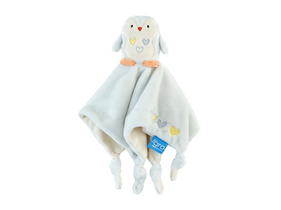 Percy the Penguin Gro Comforter  sweepstakes