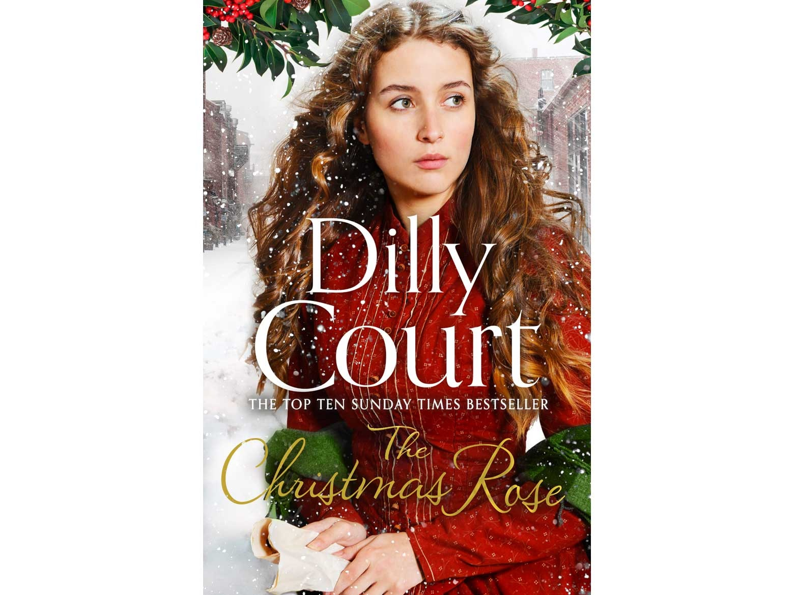 The Christmas Rose by Dilly Court  sweepstakes