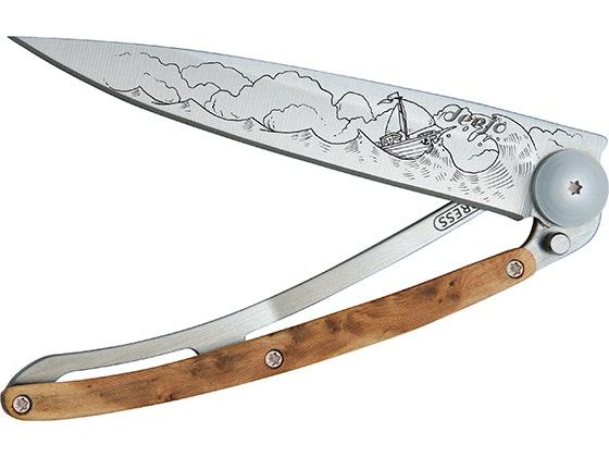 Deejo Pocket Knife sweepstakes