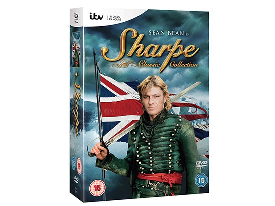 Classic ITV Dramas DVDs sweepstakes