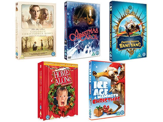 Family Favourites DVD Box Sets sweepstakes