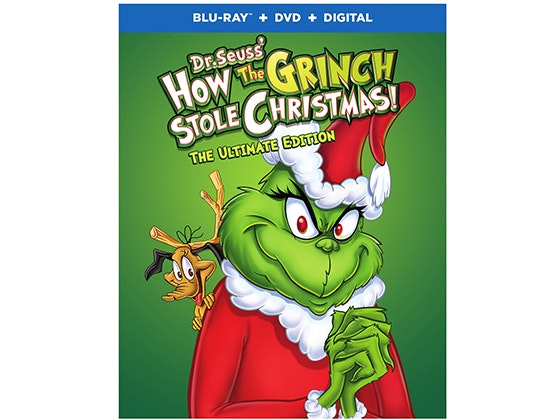 How the Grinch Stole Christmas: The Ultimate Edition sweepstakes