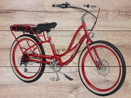 Pedego Electric Bike Giveaway sweepstakes