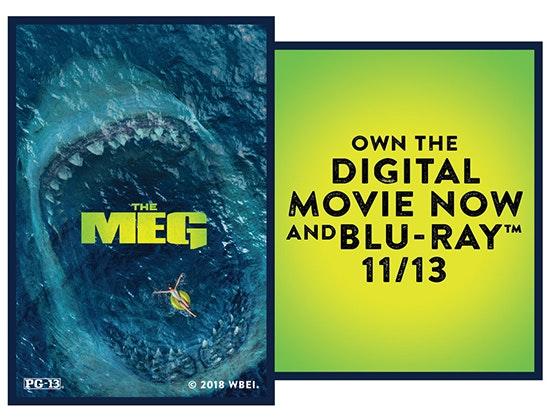 The Meg sweepstakes