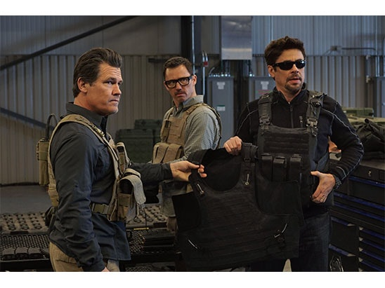 Sicario 2: Soldado 4K UHD Blu-Ray and a Mexican Meal for 4 at Café Chula in Camden sweepstakes