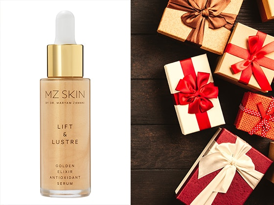 Lift & Lustre Golden Elixir Antioxidant Serum from MZ Skin!  sweepstakes